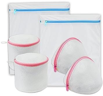 Amazon.com: 6 Pack – simplehouseware lavandería bolsas ...