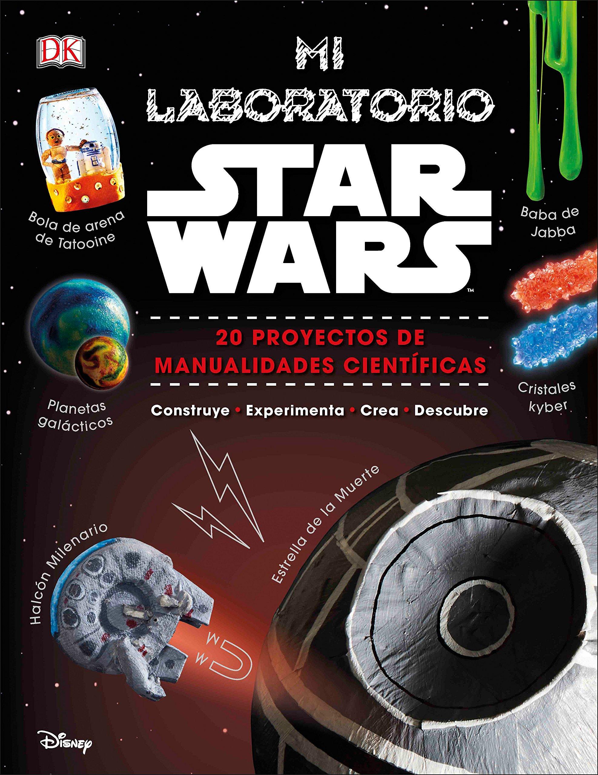 Download Mi laboratorio Star Wars: 20 proyectos de manualidades científicas (Spanish Edition) ebook