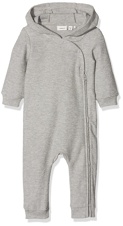 NAME IT Baby-M/ädchen Nbndelucious Ls Suit Noos Strampler