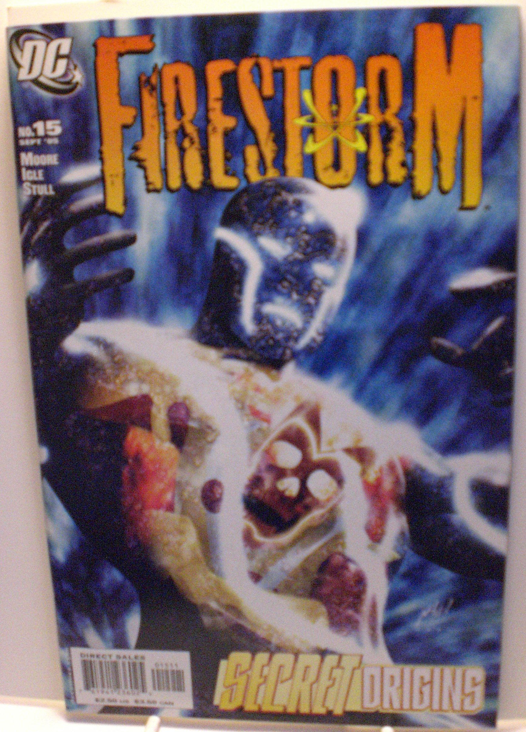 Download Firestorm (2nd Series), Edition# 15 PDF