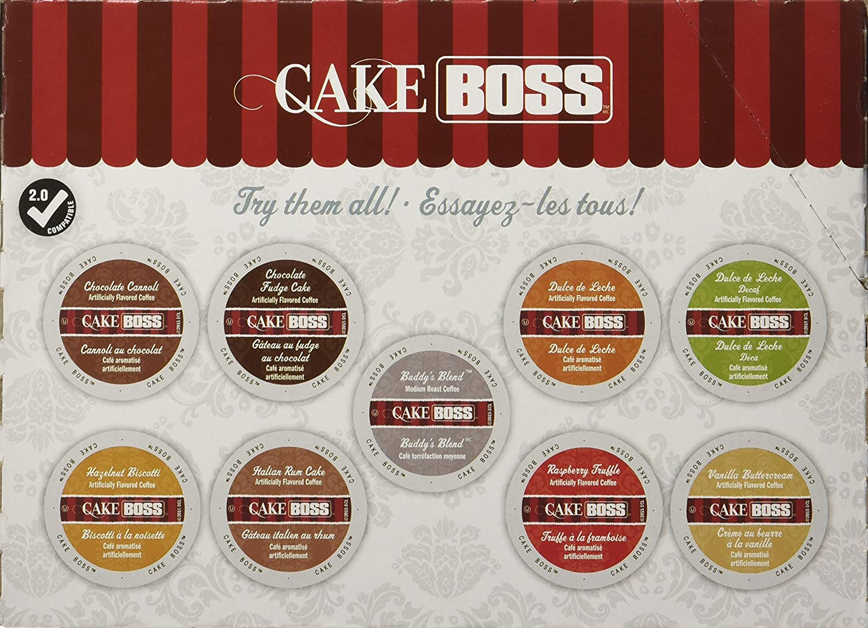 Cake Boss Coffee, Dulce De Leche DECAF, 24 Count: Amazon.com: Grocery & Gourmet Food
