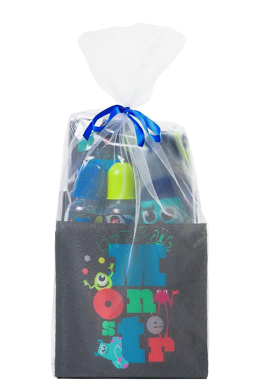 Disney Monsters Inc. Diaper Bag Gift Set, Black