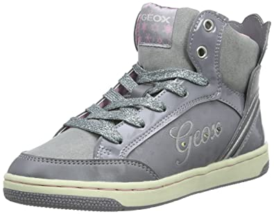 Geox J Creamy C Lighted Active Sneaker