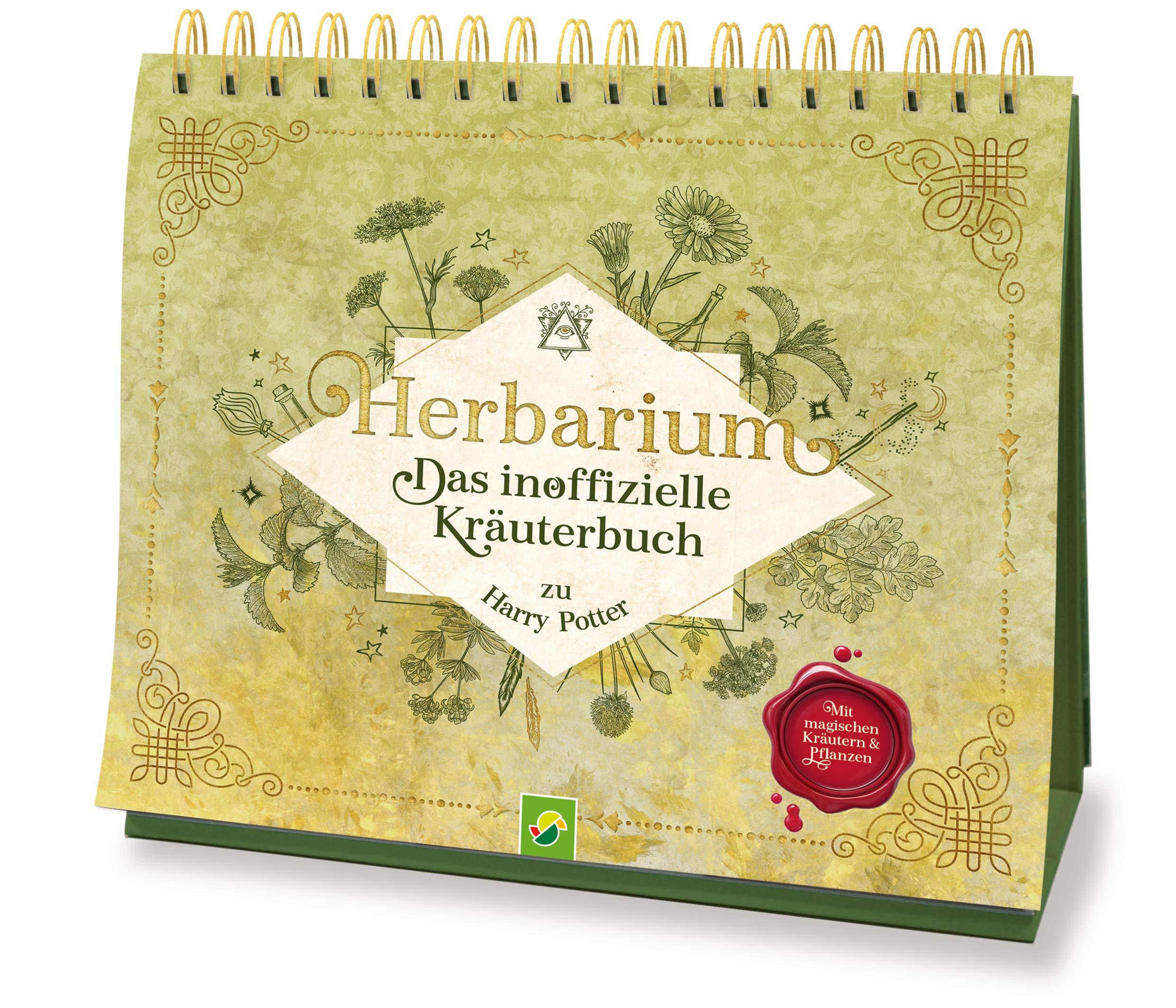 Herbarium Das Inoffizielle Krauterbuch Zu Harry Potter 9783849924218 Amazon Com Books