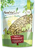 Food to Live Pepitas / Pumpkin Seeds (Raw, No Shell, Kosher) (4 Pounds)