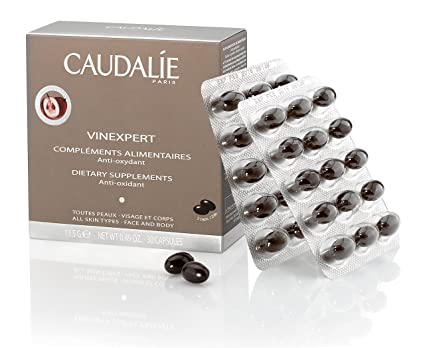 Caudalie Vinexpert Complemento alimenticio 30 cápsulas