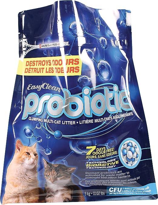 Pestell - Probiótico limpia fácil agrupar varios gatos - 11.02libras.: Amazon.es: Productos para mascotas