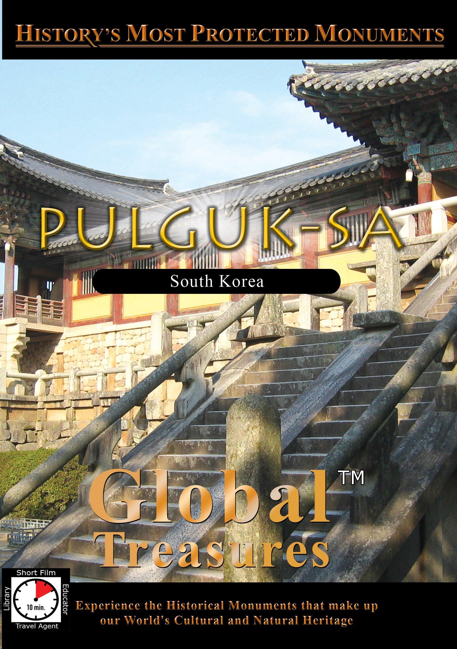 Amazon.com: Watch Global Treasures - Pulguk-Sa, South Korea | Prime Video