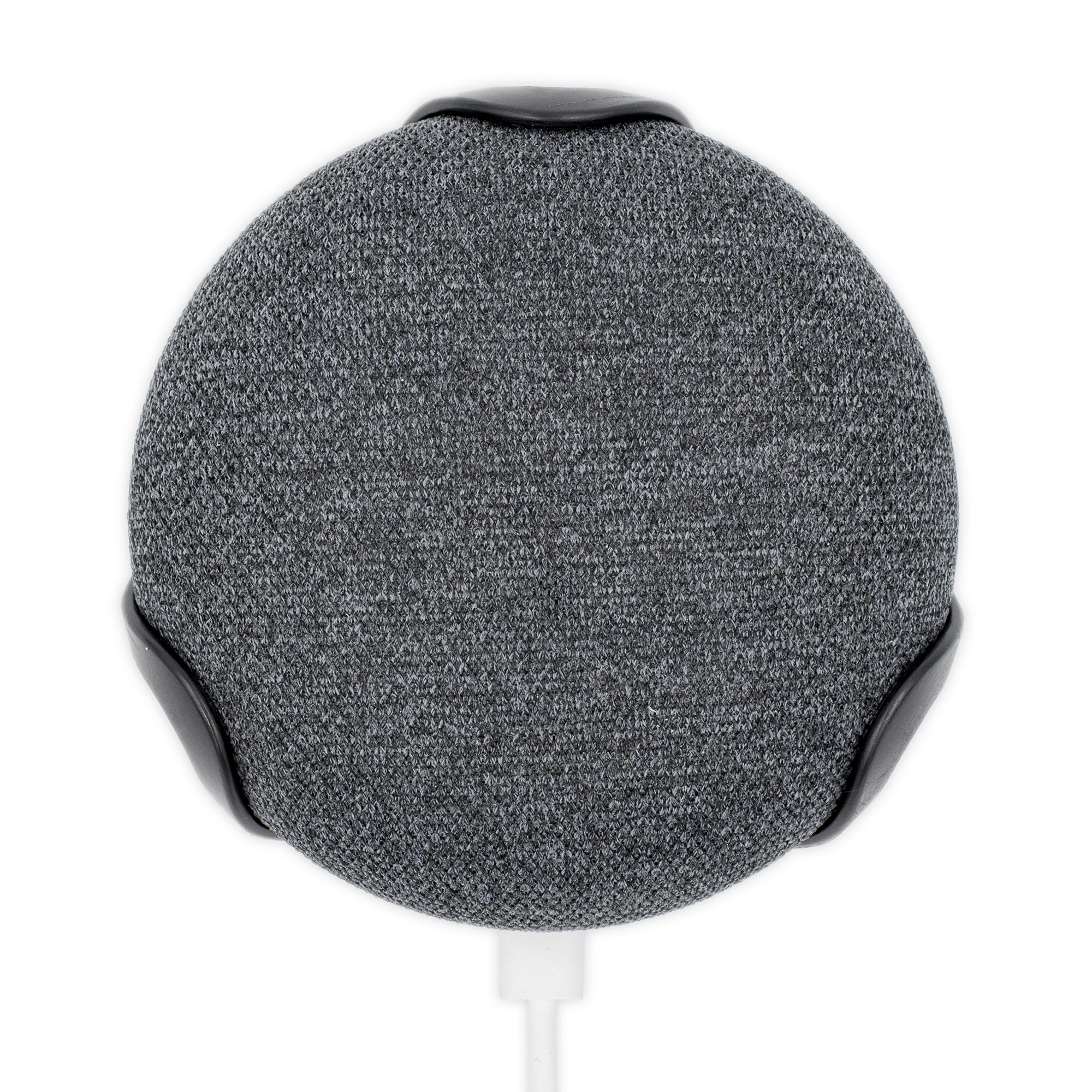 Nothing Like This Caddy - Wall Mount for Google Home Mini (Charcoal) - Designed, Engineered, Tested, and Assembled in The USA