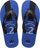 Woodland Men's Flip Flops Thong Sandals - 10 UK/India (44 EU)