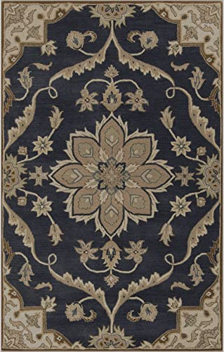 Surya Caesar CAE-1113 Hand Tufted Wool Classic Area Rug