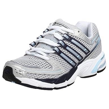 adidas Women's Response CSH 17 Running Shoe,Silver/Navy/Glacier ...