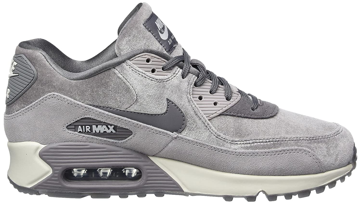 NIKE Women's Air Max 90 LX Running Shoes B077SB47GG 7 B(M) US|Gunsmoke/Gunsmoke