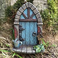 Miniature Pixie, Elf, Fairy Door - Tree Garden