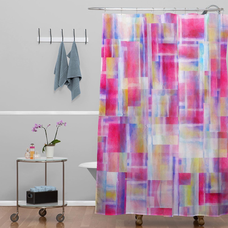69 x 72 Deny Designs Jacqueline Maldonado Space Between Shower Curtain