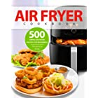 Air Fryer Cookbook: 500 Simple Air Fryer Recipes for Beginners (English Edition)