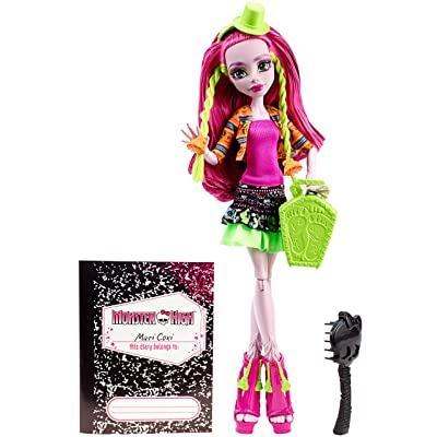 Monster High Monster Exchange Program Marisol Coxi Doll: Toys & Games