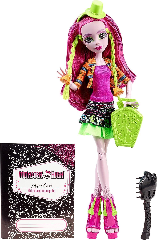 Monster High Monster Exchange Program Marisol Coxi Doll