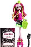 Monster High - CDC38 - Poupée Mannequin - Marisol Coxi - Echange Monstrueux