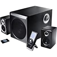 Edifier S530D Speakers, Wired, 20 - 20000 Hz, 3.5 mm, Nero