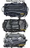 Gold Coast gear Water Resistant Duffel Bag with
