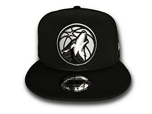 online store f5977 be7d6 Image Unavailable. Image not available for. Color  New Era Minnesota  Timberwolves NBA ...