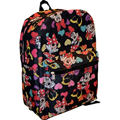 "1 PC. Minnie Mouse 16"" Large Backpack"
