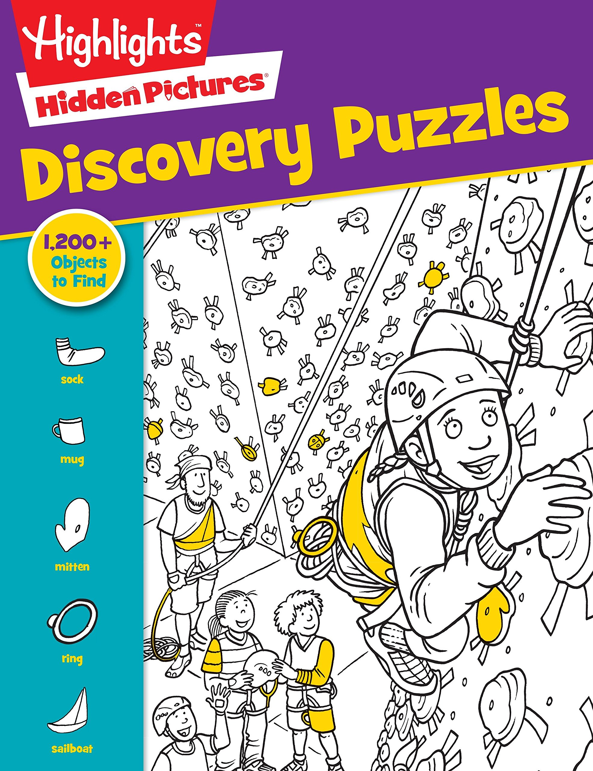 Discovery Puzzles Highlightstm Hidden Pictures Highlights