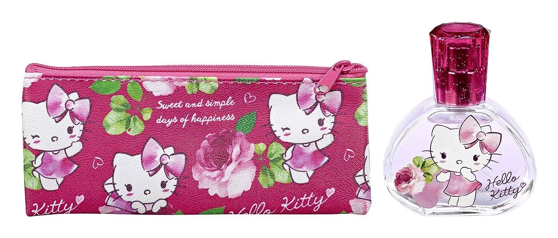 Hello Kitty Set Profumo e astuccio–1Confezione Air Val International 5840