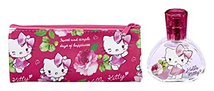 Hello Kitty Set Perfume y Estuche - 1 pack: Amazon.es: Belleza