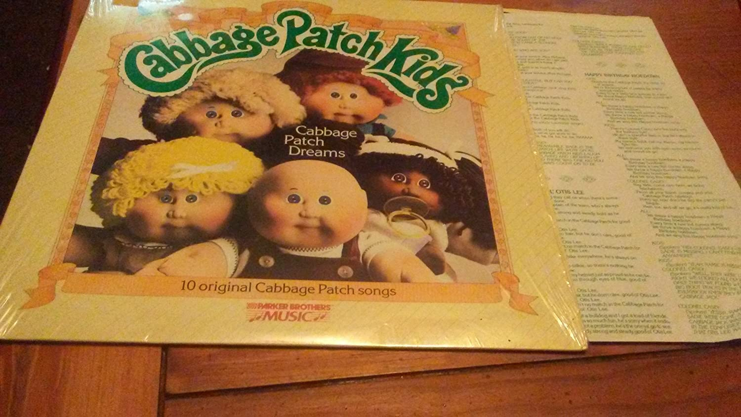 Cabbage patch kids run run run youtube.