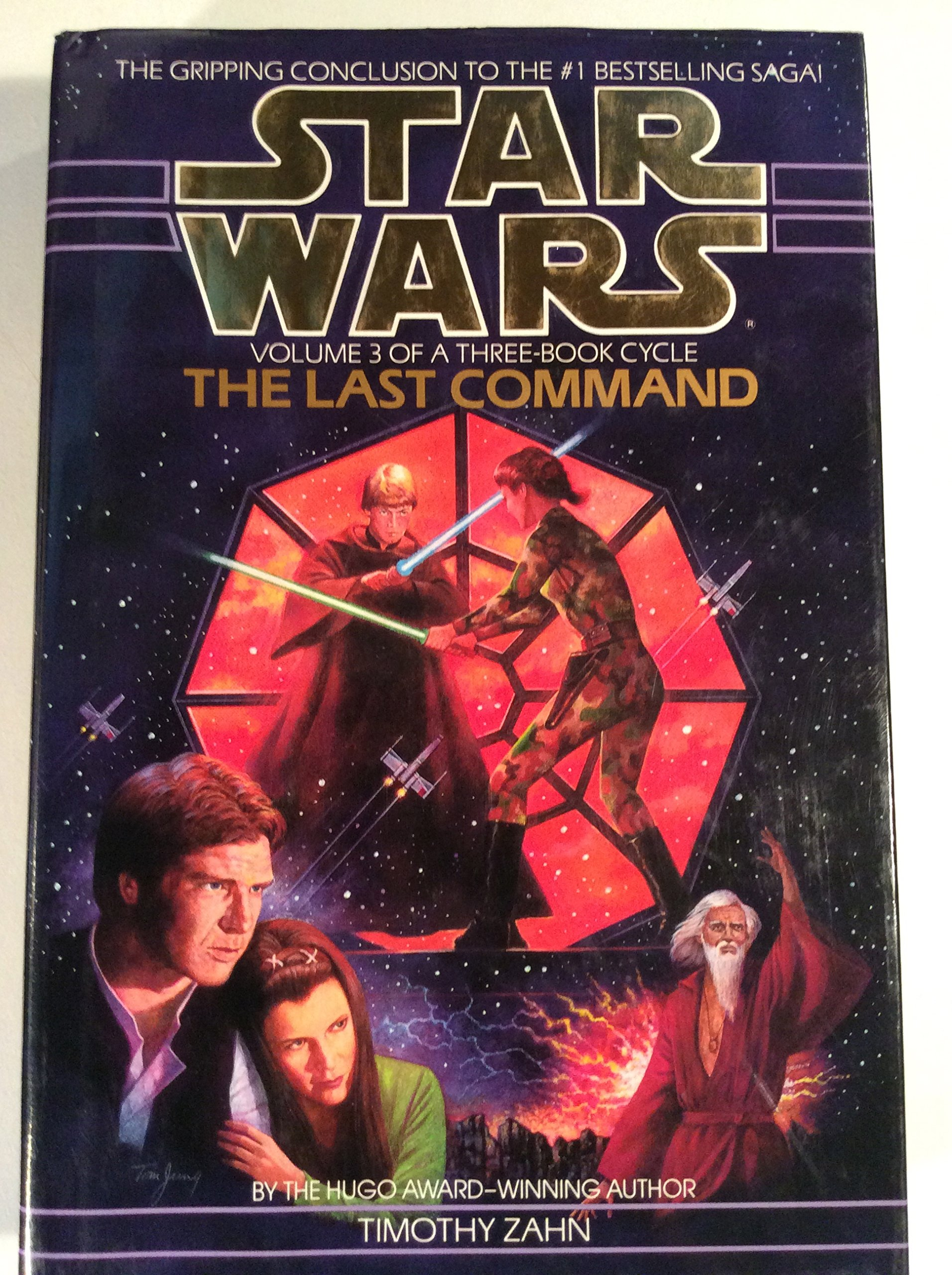 Star Wars: The Last Command, Timothy Zahn