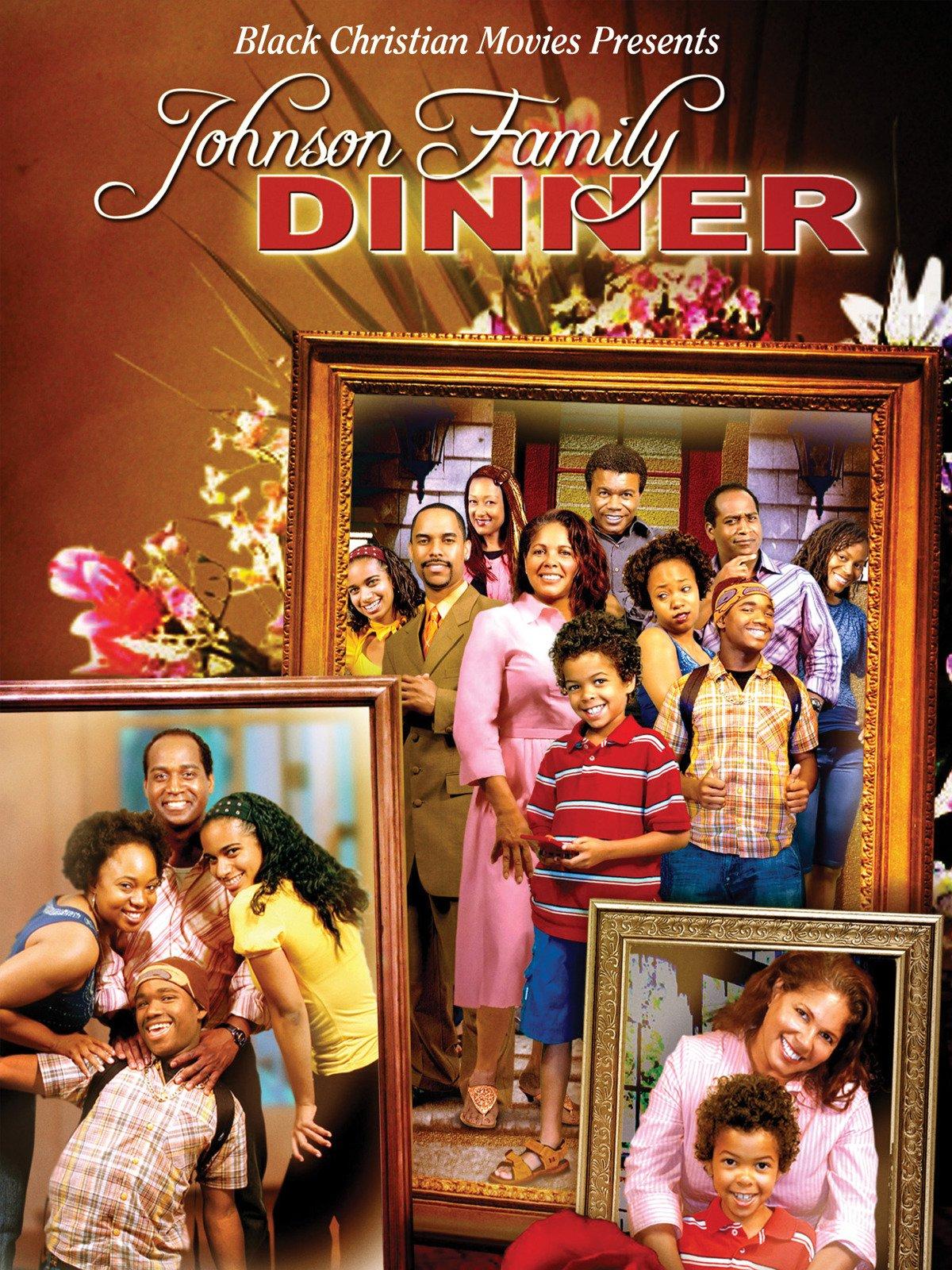 Amazon.com: Johnson Family Dinner: Anne Pratts