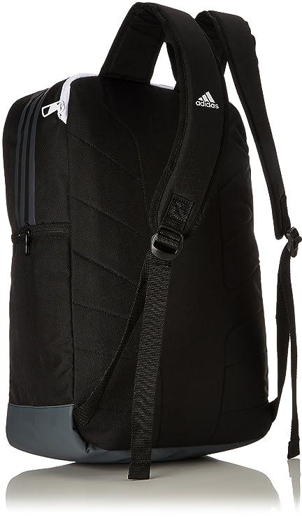 Amazon.com: Adidas Tiro Backpack (One Size, Black/Dark Grey/White): Sports & Outdoors