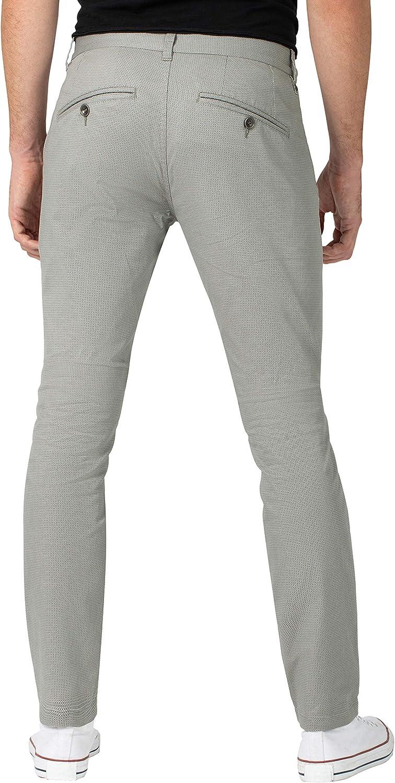 Timezone Slim Jannotz Chino Pantaloni Uomo