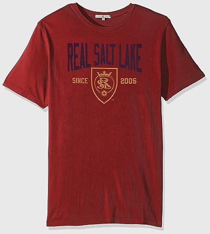 d5ca7d8173e Amazon.com   Junk Food MLS Mens Mens Short Sleeve Crew Neck TEE ...