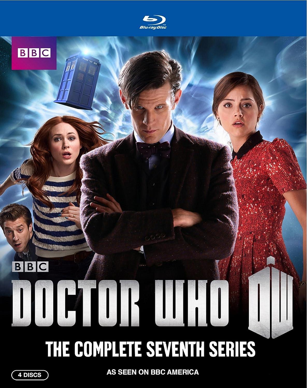 Doctor Who: Series Seven - Complete Series 4 Blu-Ray Edizione: Stati Uniti Reino Unido Blu-ray: Amazon.es: Smith, Matt, Gillan, Karen, Darvill, Arthur, Smith, Matt, Gillan, Karen: Cine y Series TV