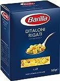 Barilla - Ditaloni Rigati, Cottura 11 Minuti - 6 pezzi da 500 g [3 kg]