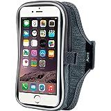 EOTW Fascia da Braccio Armband Portacellulare Custodia Sportiva per Smartphone Universale con Velcro Strap Regolabile da Corsa Maratona Palestra Correre / Samsung iPhone Asus LG