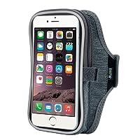 EOTW Fascia da Braccio Sportiva Universale Armband Custodia per Grande Smartphone,OnePlus 2/3,Huawei P8/P8 lite/P9 lite plus,Samsung Galaxy S6 edge plus/S7 edge,iPhone 6 plus/6s Plus,LG 5/4/3/2 Corsa Jogging