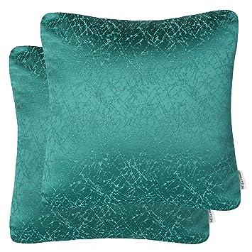 Amazon.com: Mika Home - Juego de 2 fundas de almohada ...