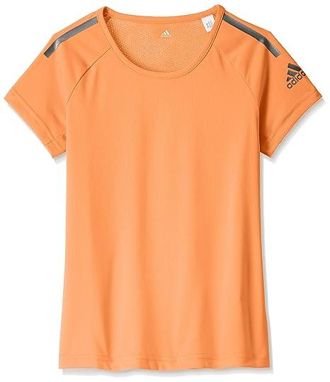 adidas Yg Tr Cool Tee T Shirt für Mädchen: adidas