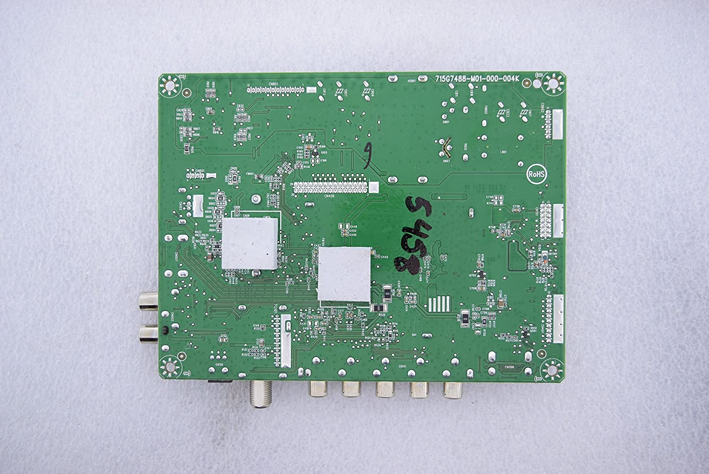 VIZIO D43-C1 715G7488-M01-000-004K XFCB02K021020X Main Video Board 5458