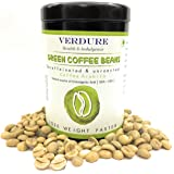 Verdure's Premium Green Coffee Beans for Weight Loss, 180 g - Makes 45 cups | Highest AAA grade quality @ 40% OFF