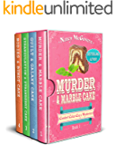 The Comfort Cakes Cozy Mystery Box Set: Books 1-4, Culinary Cozy Mysteries