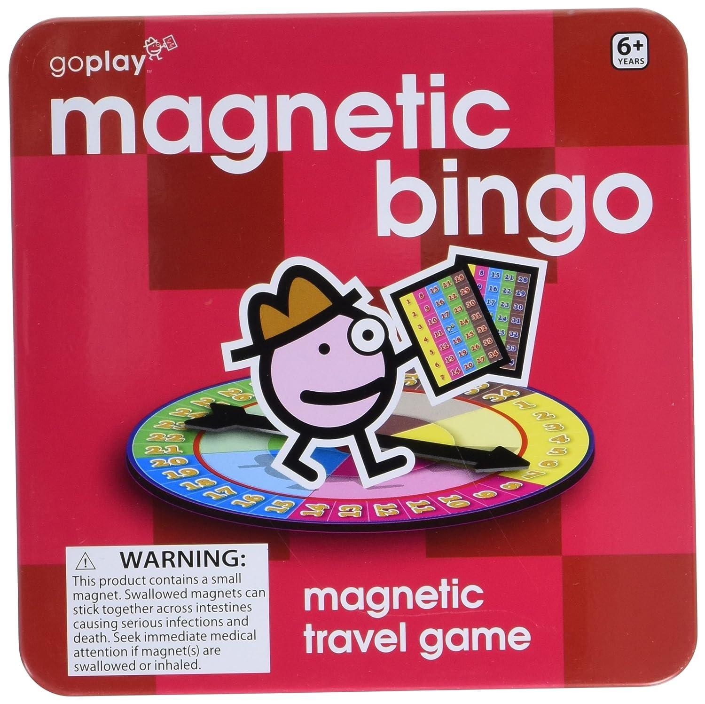 Toysmith Go Play Bingo Playset Pro-Motion Distributing Direct TSM8165