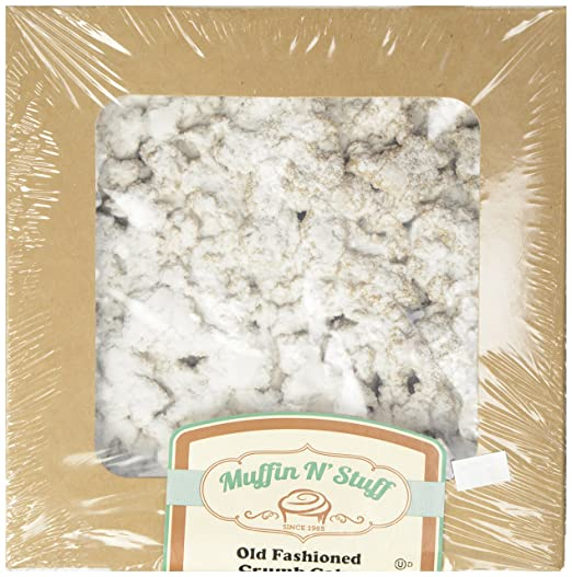 Muffins N Stuff, Old Fashioned Crumb Cake, 24 oz: Amazon.com: Grocery & Gourmet Food