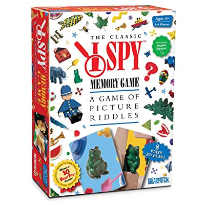 I SPY Memory Game: Game: Toys & Games