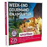 SMARTBOX - Coffret Cadeau - WEEK-END GOURMAND EN AMOUREUX - 235 Séjours : Maisons d'Hôtes, Hôtels de Charme, Châteaux ou Manoirs