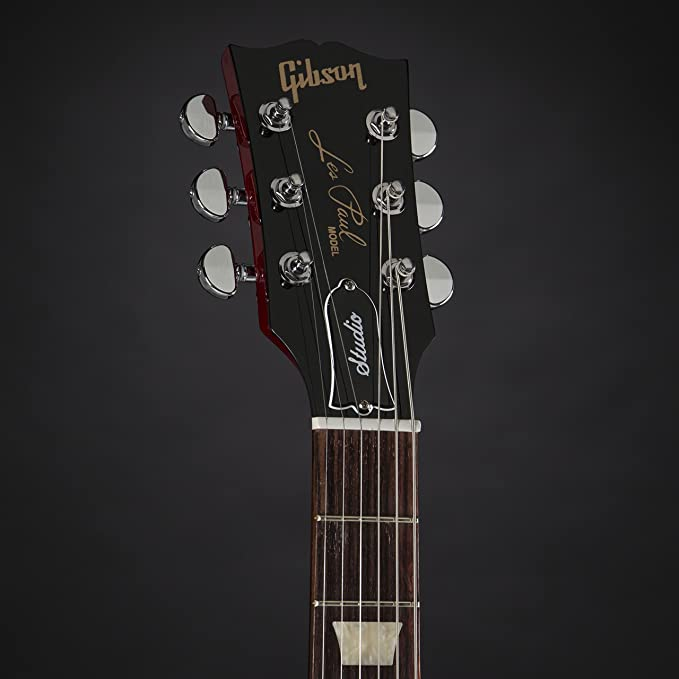 Gibson Les Paul Studio T 2017 Wine Red · Guitarra eléctrica zurdos ...